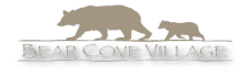 bear cove logo